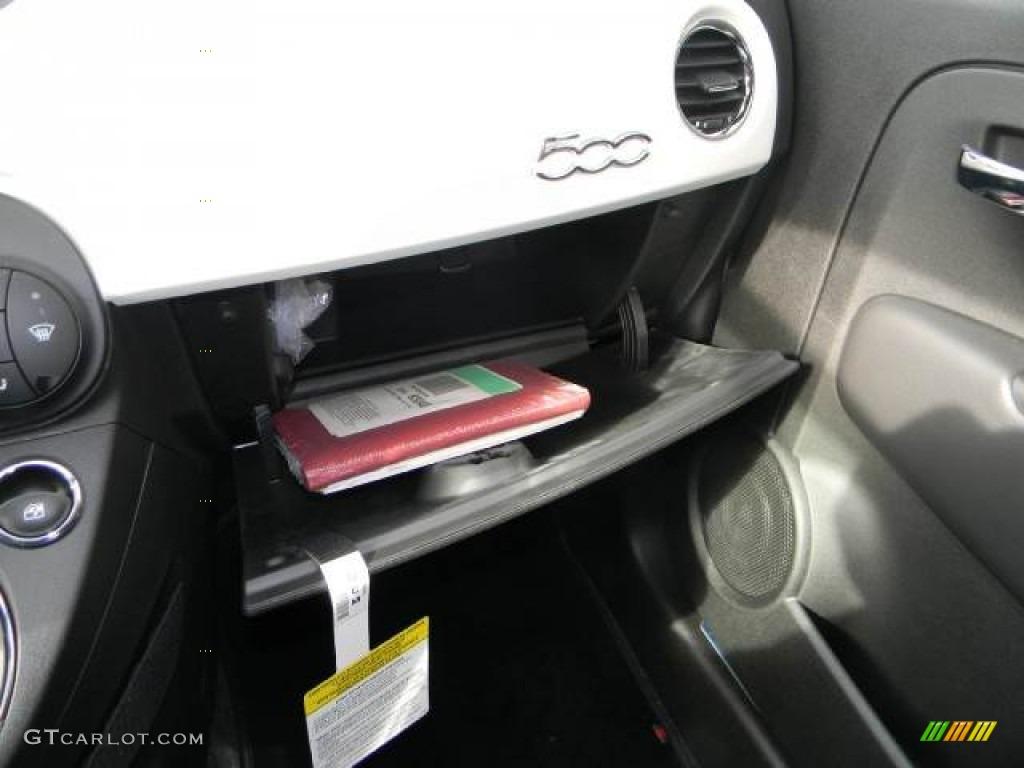 2012 Fiat 500 Gucci Glove Box Photo 59593425 Gtcarlot Com