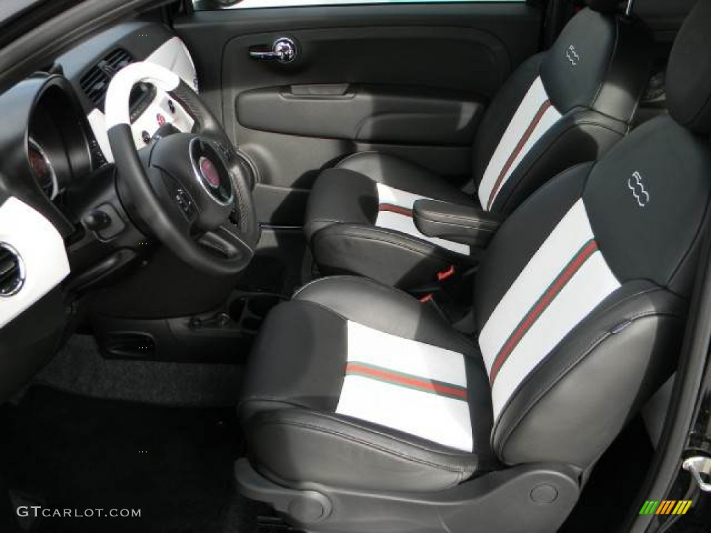 2012 Fiat 500 Gucci Interior Photo 59593477 Gtcarlot Com