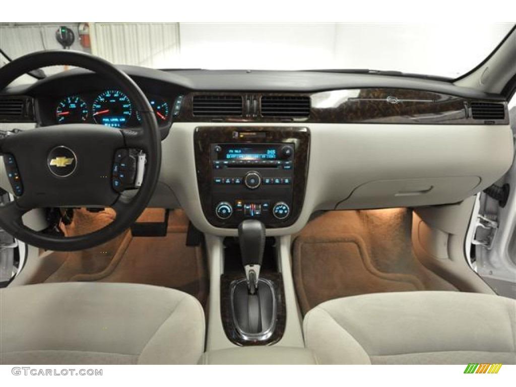 2012 Chevrolet Impala Lt Gray Dashboard Photo 59595008