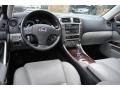 Sterling Gray Interior Photo for 2008 Lexus IS #59596983