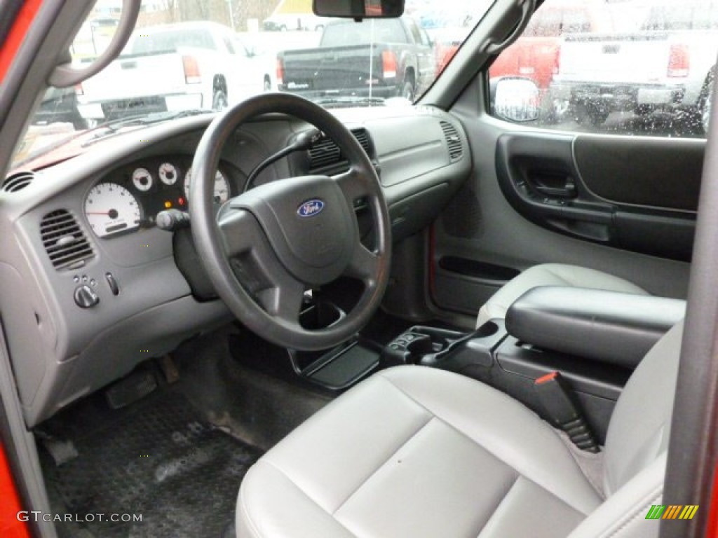 Ford Ranger Interior Color Codes