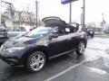 2011 Super Black Nissan Murano CrossCabriolet AWD  photo #17