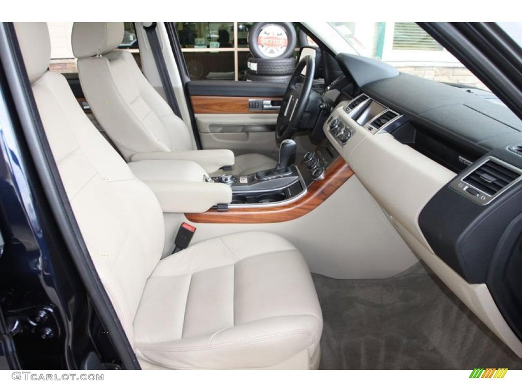 2010 land rover range rover sport interior wallpapers - Range rover sport almond interior ...