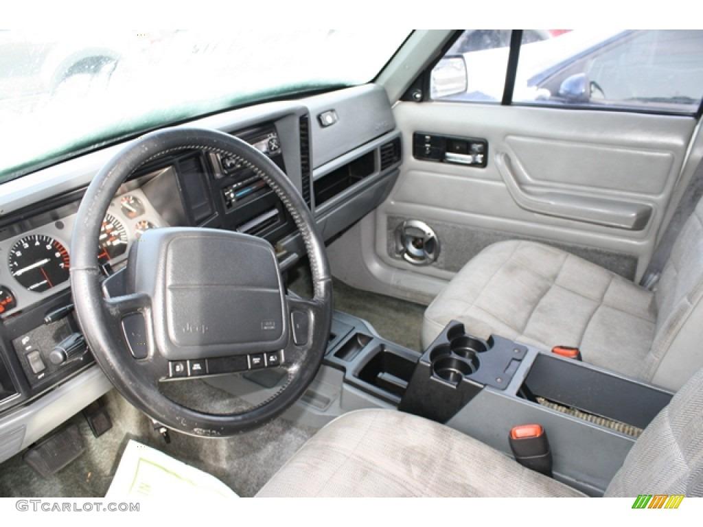 1995 Jeep Cherokee Sport Interior Photo 59609654