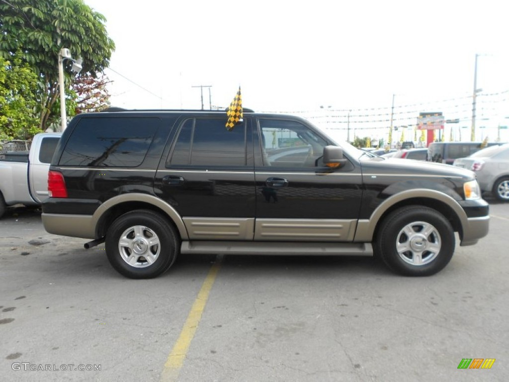 black 2004 ford expedition eddie bauer 4x4 exterior photo. Black Bedroom Furniture Sets. Home Design Ideas