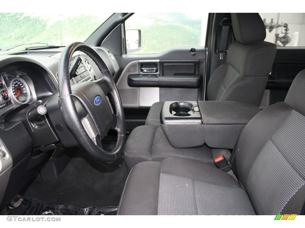 2006 Ford F150 Interior Photos