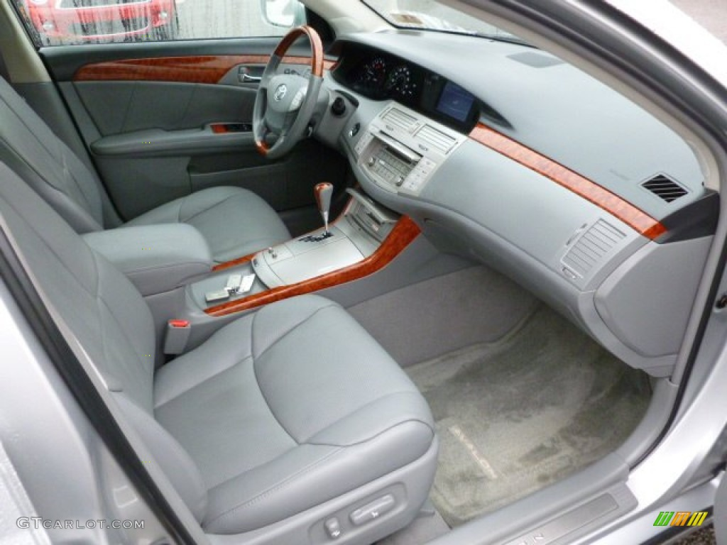 light gray interior 2006 toyota avalon limited photo. Black Bedroom Furniture Sets. Home Design Ideas