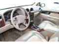 2004 GMC Envoy Light Tan Interior Prime Interior Photo