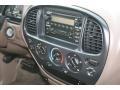 2001 Toyota Tundra Oak Interior Controls Photo