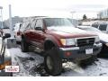 1998 Sunfire Red Pearl Metallic Toyota Tacoma SR5 Extended Cab 4x4 #59583374