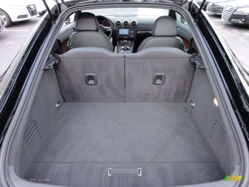 2008 Audi Tt 3 2 Quattro Coupe Trunk Photo 59614134