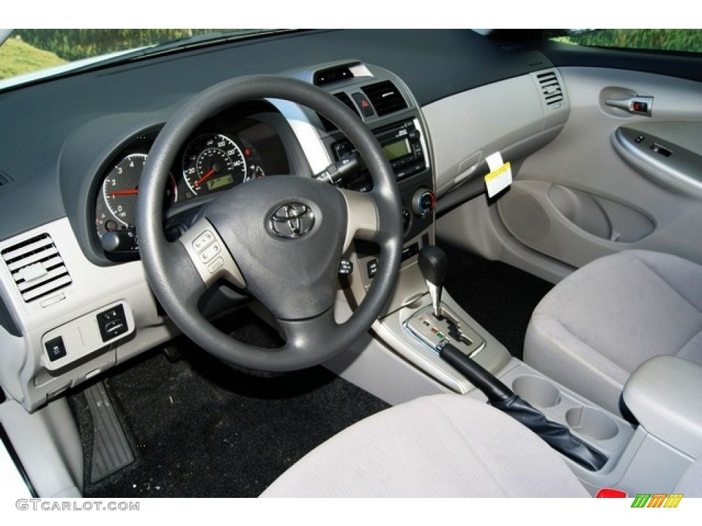 Ash Interior 2012 Toyota Corolla Le Photo 59616867