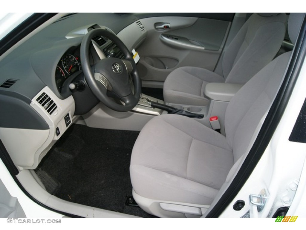 2012 Toyota Corolla Le Interior Photo 59616999