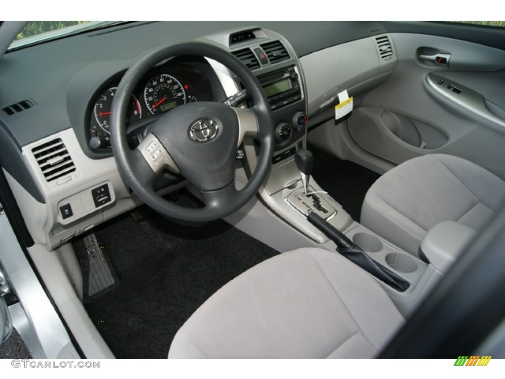 Ash Interior 2012 Toyota Corolla Le Photo 59617130