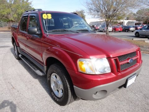 2003 ford explorer sport trac xls data info and specs. Black Bedroom Furniture Sets. Home Design Ideas