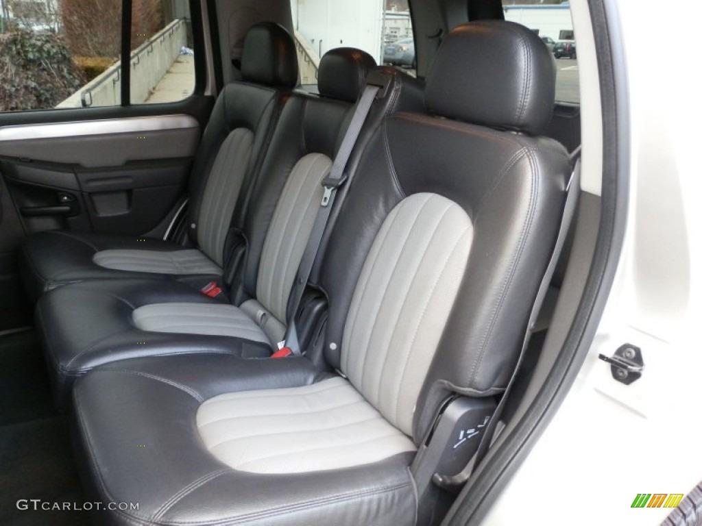 2005 Mercury Mountaineer V8 Premier Awd Interior Color