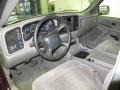 Medium Gray 2000 Chevrolet Silverado 1500 Interiors