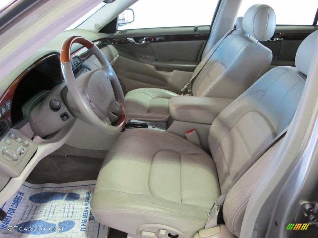 2000 Cadillac Deville Dts Interior Photo 59622748