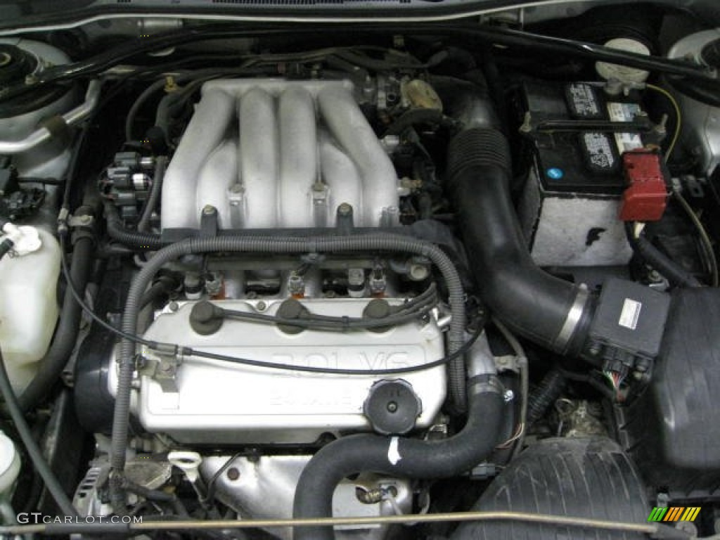 2004 Dodge Stratus R/T Coupe 3.0 Liter SOHC 24-Valve V6 Engine Photo #59623281