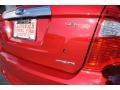 2011 Red Candy Metallic Ford Fusion SEL V6  photo #19