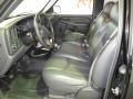 Dark Charcoal Interior Photo for 2004 Chevrolet Silverado 1500 #59624778