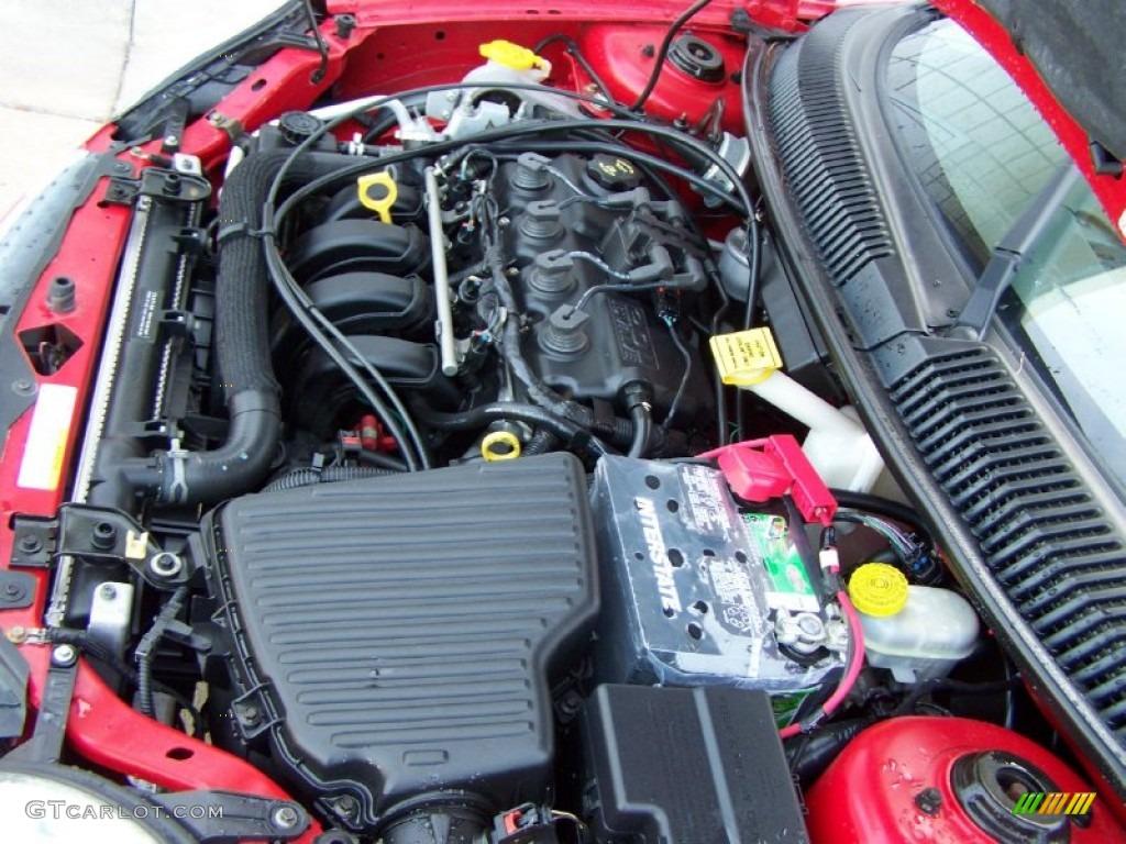 2005    Dodge       Neon       SXT    20 Liter SOHC 16Valve 4 Cylinder