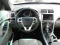 2012 Ford Explorer Medium Light Stone Interior Dashboard Photo