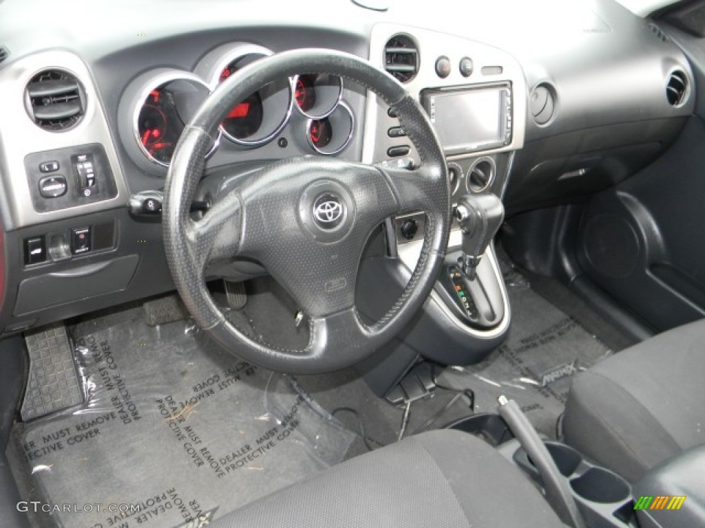 Dark gray interior 2003 toyota matrix xr photo 59641253 for Dark grey interior