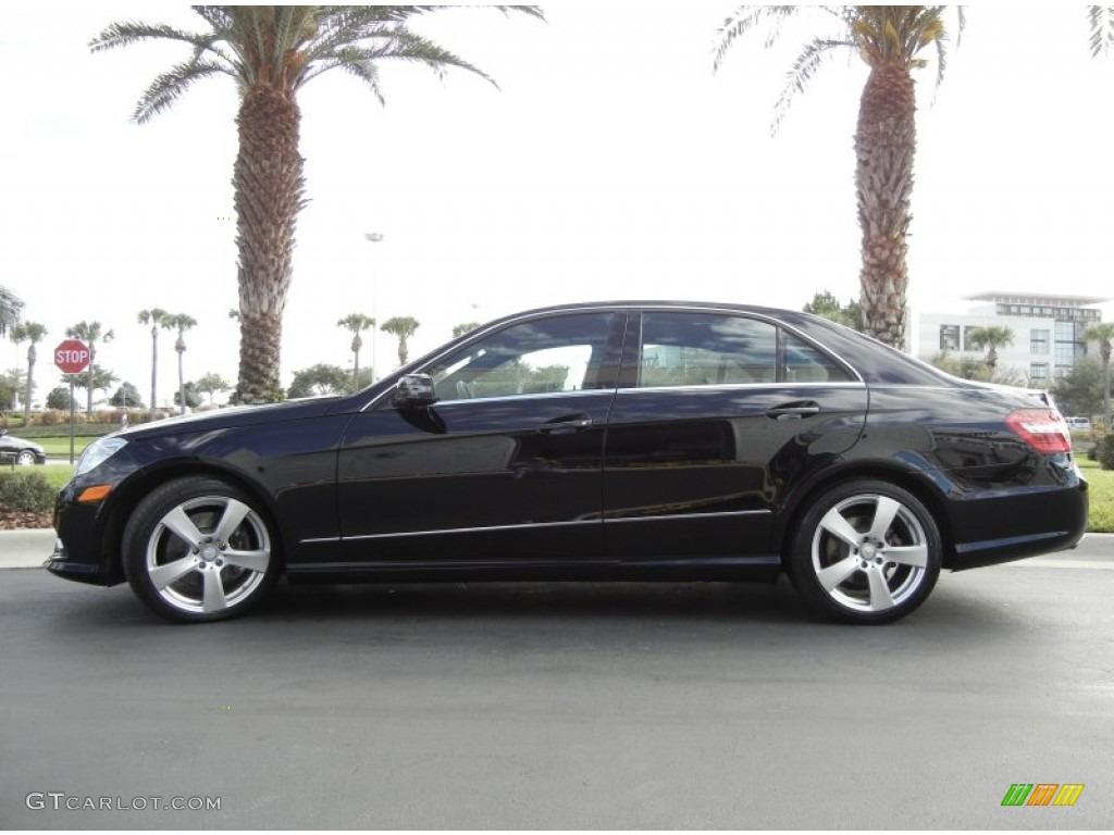 Black 2011 mercedes benz e 350 sedan exterior photo for Mercedes benz e350 black