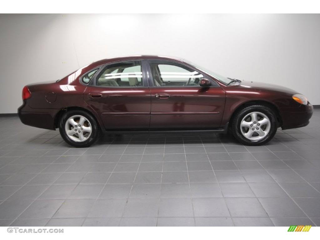Chestnut Metallic 2001 Ford Taurus Se Exterior Photo 59643092