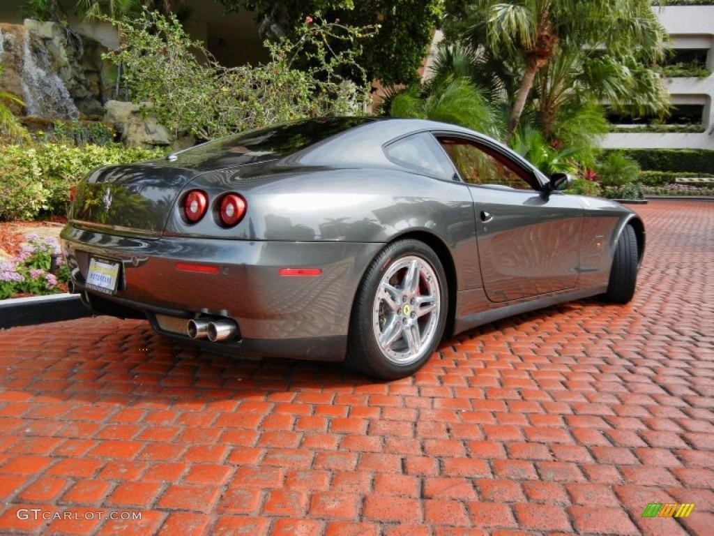 ... Metallic) 2007 Ferrari 612 Scaglietti F1A Exterior Photo #59645517