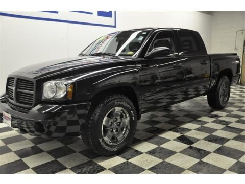 2006 dodge dakota night runner club cab data info and. Black Bedroom Furniture Sets. Home Design Ideas