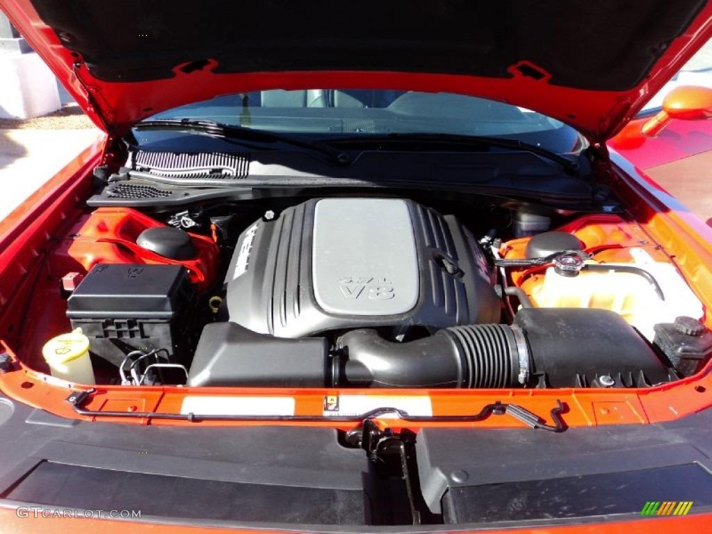 2010 dodge challenger r t 5 7 liter hemi ohv 16 valve mds vvt v8 engine photo 59651201. Black Bedroom Furniture Sets. Home Design Ideas