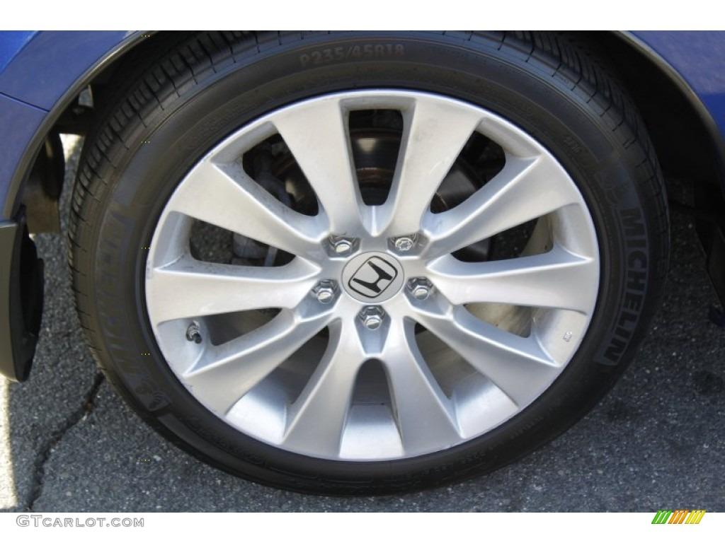 2008 Honda Accord Ex L V6 Coupe Wheel Photo 59664405