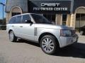 2007 Zermatt Silver Metallic Land Rover Range Rover Supercharged  photo #5