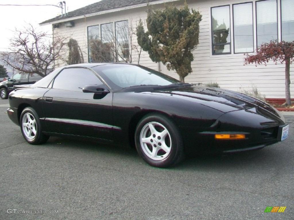 Black 1997 Pontiac Firebird Coupe Exterior Photo #59672329 ...