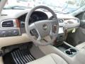 2012 Mocha Steel Metallic Chevrolet Silverado 1500 LTZ Crew Cab 4x4  photo #12