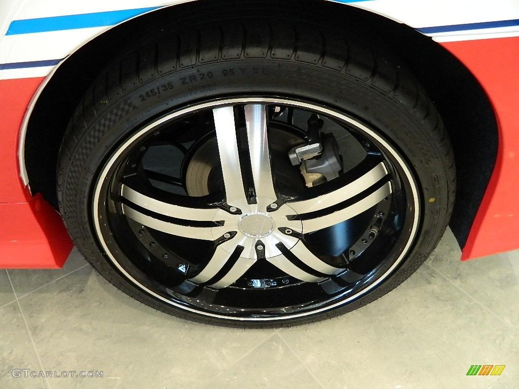 2012 Toyota Camry Wheels 2012 Toyota Camry se Custom