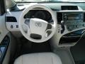 2012 Predawn Gray Mica Toyota Sienna   photo #12