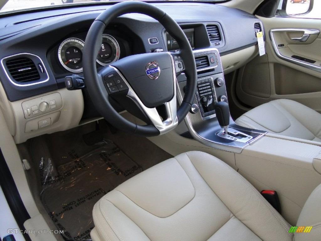 Soft Beige Interior 2012 Volvo S60 T5 Photo 59676334