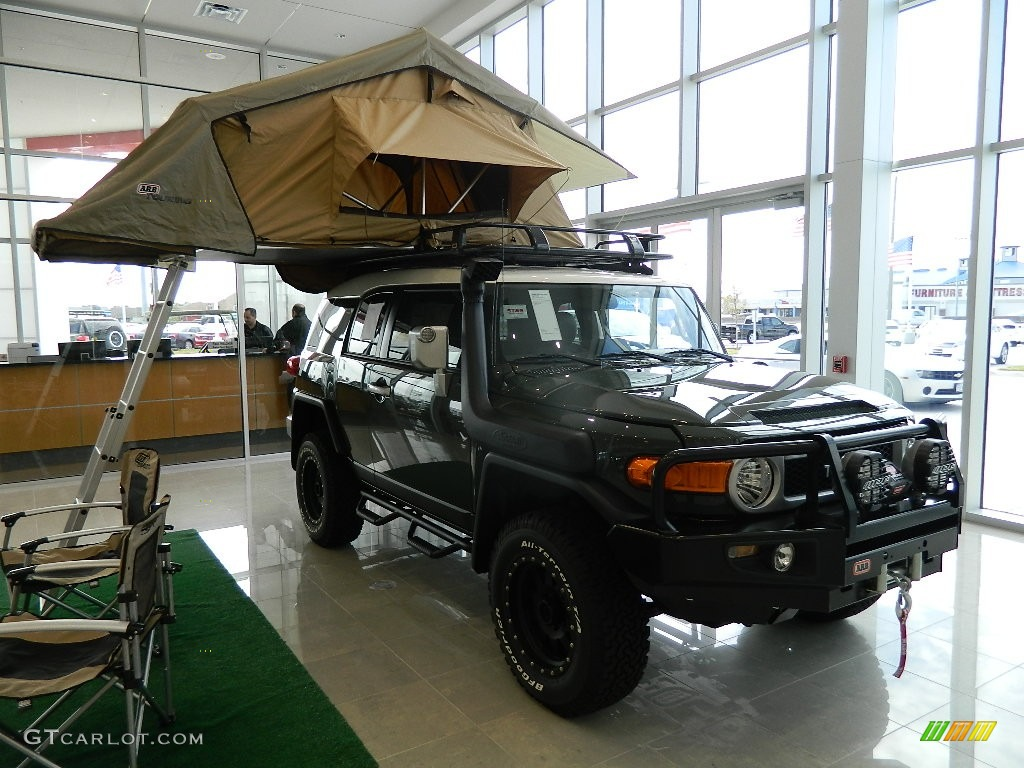 2012 Toyota FJ Cruiser 4WD Roof Tent Photo #59676493 & 2012 Toyota FJ Cruiser 4WD Roof Tent Photo #59676493 | GTCarLot.com