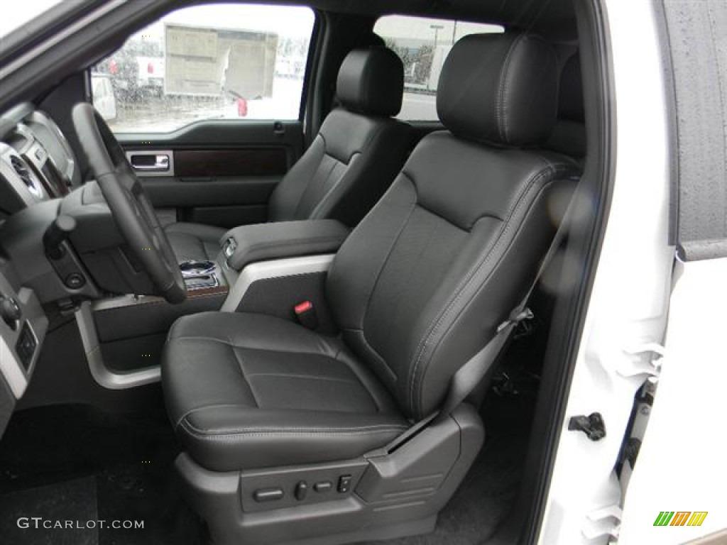 2012 Ford F150 Lariat Supercrew Interior Photo 59679253