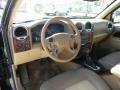2002 GMC Envoy Light Oak Interior Dashboard Photo