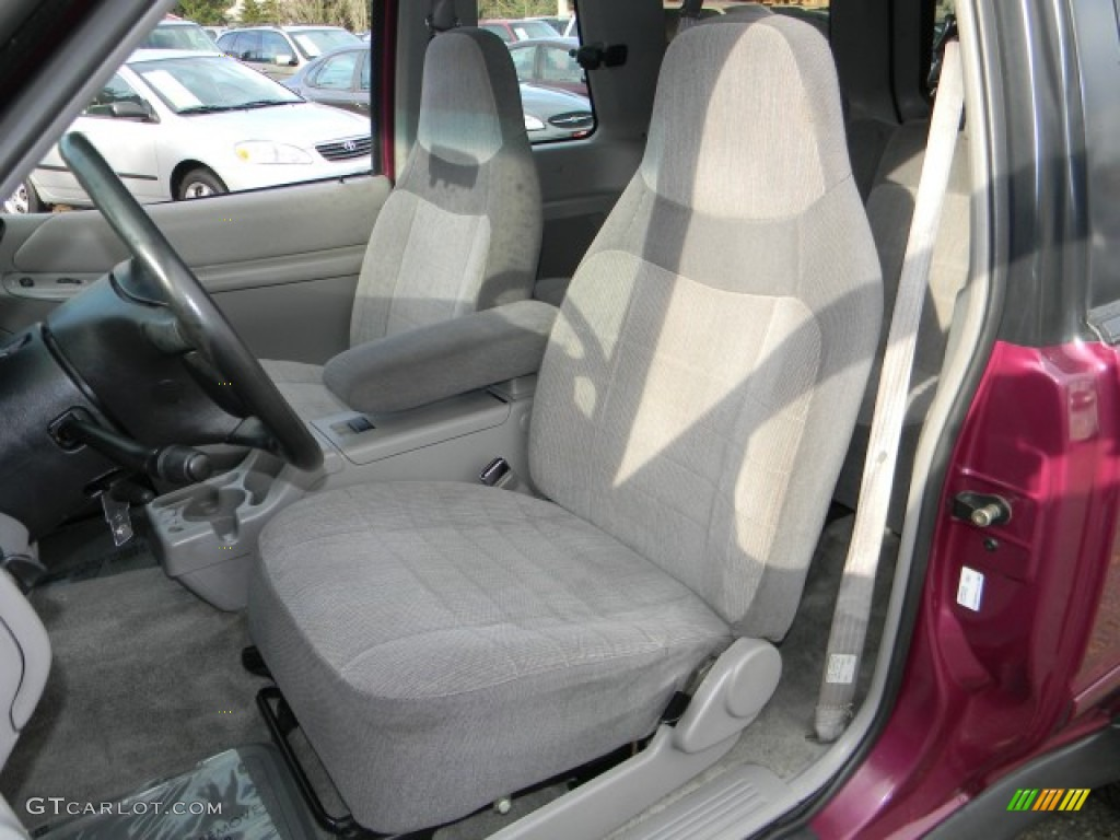 Grey Interior 1996 Ford Explorer Sport 4x4 Photo 59686595