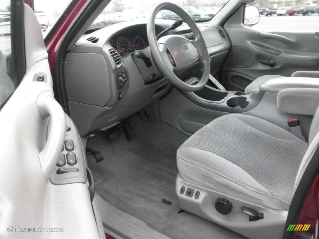 1997 Ford Expedition Xlt 4x4 Interior Photo 59703108