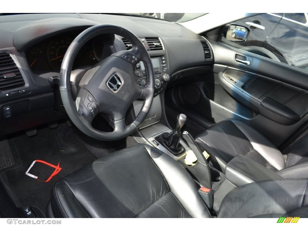2005 honda accord ex l sedan interior photo 59704686. Black Bedroom Furniture Sets. Home Design Ideas