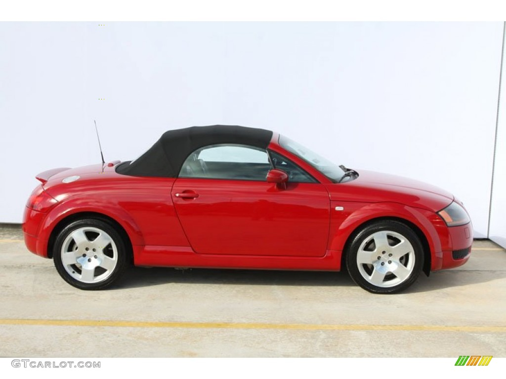 amulet red 2001 audi tt 1 8t quattro roadster exterior. Black Bedroom Furniture Sets. Home Design Ideas
