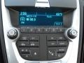 Jet Black/Light Titanium Controls Photo for 2010 Chevrolet Equinox #59712735