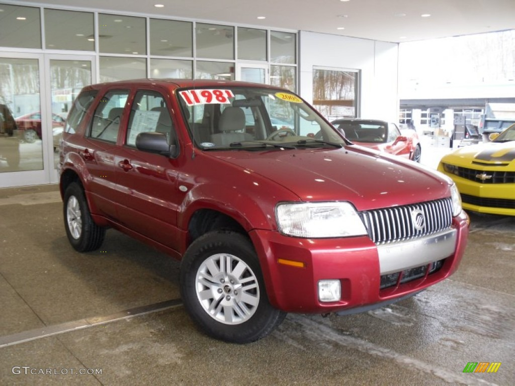 Red Mercury Mariner