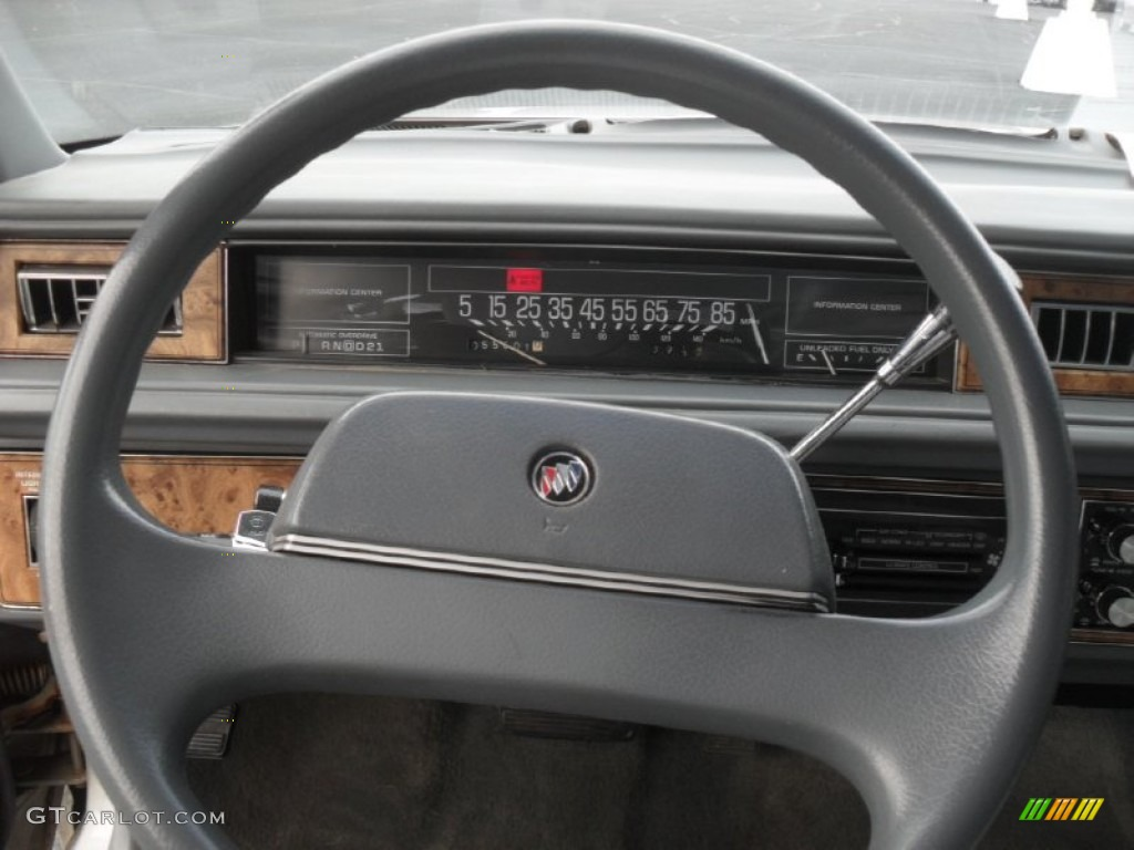 1990 Buick LeSabre Custom Sedan Steering Wheel Photos